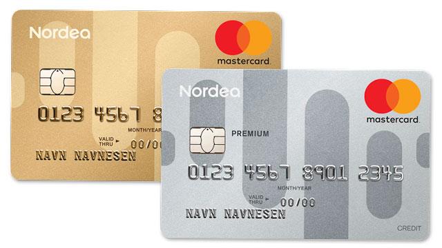 Nordea Premium Mastercard