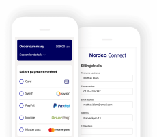 Bilde 1- Nordea Connect